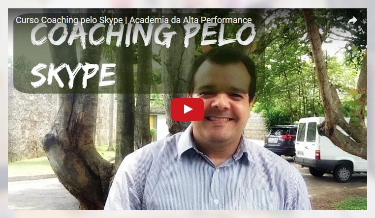 Coaching Pelo Skype CursoVideo