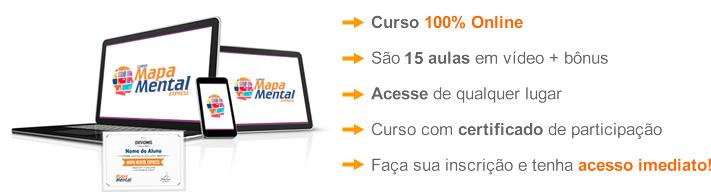 Mapa Mental Benefícios